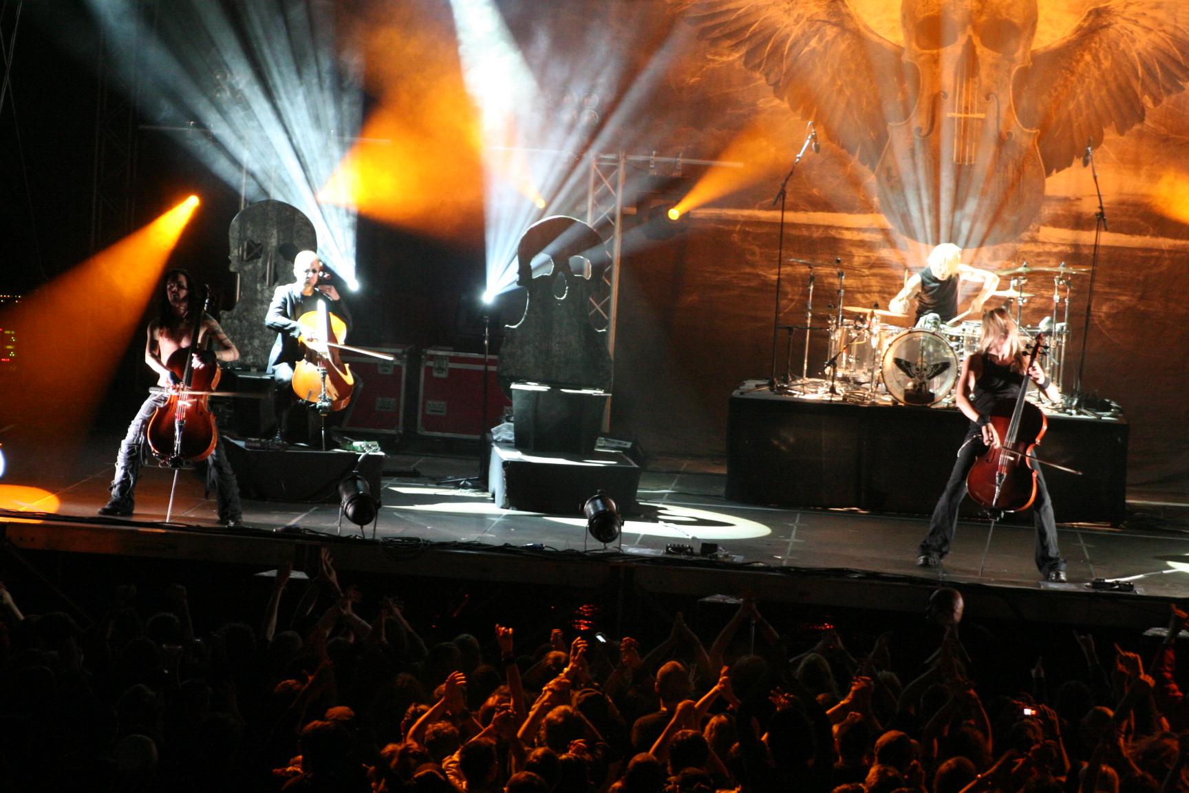 Band - Apocalyptica 4